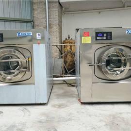 大型宾馆酒店洗衣房设备价格_宾馆床单被套洗涤设备多少钱