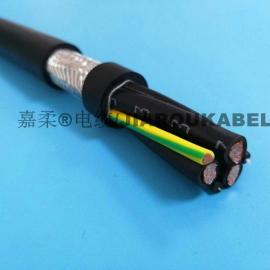 上海高柔性耐弯折拖链电缆厂家
