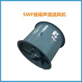 2.2KW混流通风机SWF-I-3 Q=3212-4652m3/h 管道加压送风机