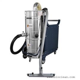 喷塑车间用工业吸尘器|380V大功率吸油污铁屑用吸尘器