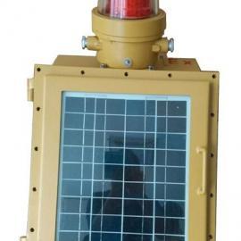 BJ5-10太阳能防爆航空障碍灯10W24W可续电7天28颗LED灯珠价格