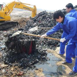青岛火车北站垃圾填埋场生态修复