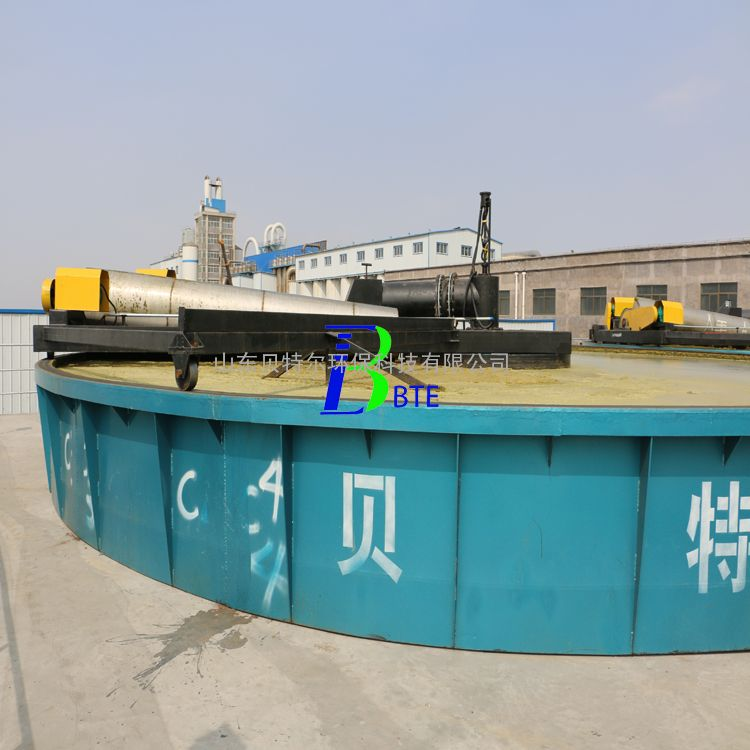 贝特尔高效浅层气浮机 屠宰场废水处理设备 安装方便