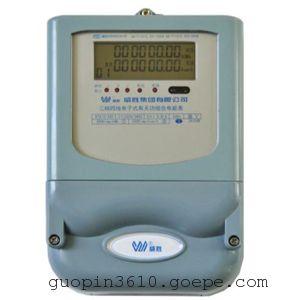 威胜电表DSS(X)333-3三相电子式有无功能组合电能表