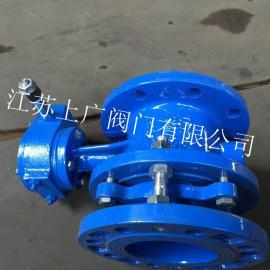 铸钢硬密封伸缩蝶阀SD343H-16C