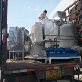移动污泥脱水设备-叠螺机-叠螺式污泥脱水机 浓缩机