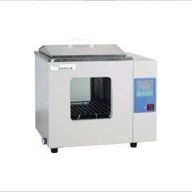 上海一恒 实验透视循环水槽 TS-030 数显电加热恒温水浴箱