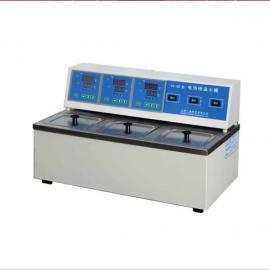 批发上海一恒 三孔电加热恒温水槽 DK-8D 实验室数显水浴箱