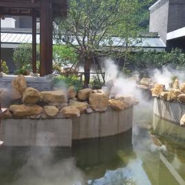 景观雾喷设备