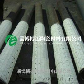陶瓷耐磨管道弯头 陶瓷复合耐磨管道 淄博耐磨管道厂家 博迈供