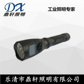 鼎轩直销价摄影强光电筒RJW7115带显示屏