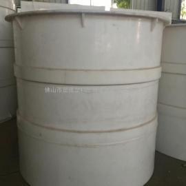 广东PP立式储罐搅拌桶PP真空罐加药搅拌桶厂家直销