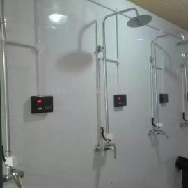 华丰恒业浴室水控机,刷卡淋浴器,插卡节水器