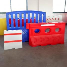 外贸水马定制加工厂 出口滚塑水马模具开发生产公司