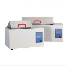 上海一恒 数显恒温水槽带电磁泵 BWS-27G 实验控温定时水浴箱