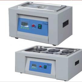 上海一恒 实验恒温水槽 数显水浴锅 BWS-5 不锈钢医用水浴箱