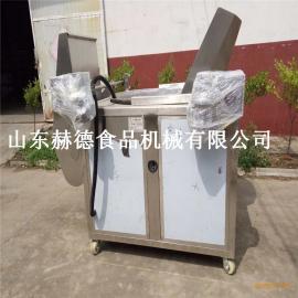 多挡控温葱酥油炸机 自动出料油炸锅