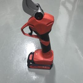 飞斯博锂电池电动剪刀 便携式锂电池修枝剪锂电剪刀一体