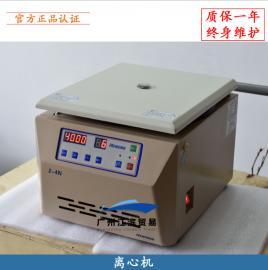 湖南恒诺 2-4N 台式低速常温离心机 低速多管架自动平衡离心机