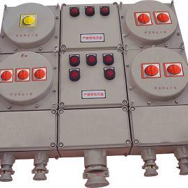 定做防爆动力配电箱BEP56电机控制防爆配电箱按钮箱壁挂式防爆箱