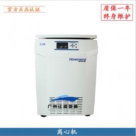 湖南恒诺 5-5N 低速常温离心机 实验室离心机 落地紧凑型离心机