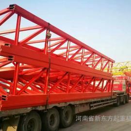 新东方两台100吨龙门吊发往北京