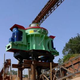 鹅卵石制砂机是中硬度石头制砂的主要设备