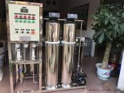 一体化小型反渗透纯水设备 医药纯化水二级反渗透RO纯水设备