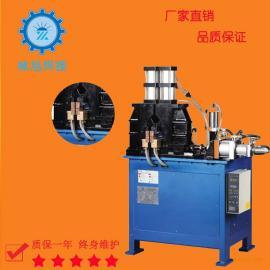 厂家直销UN闪光对焊机 液压式螺纹钢筋对焊机 建筑钢筋对焊机