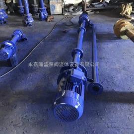 YW65-37-13-3KW液下排污泵 液下式无堵塞排污泵厂爱直销