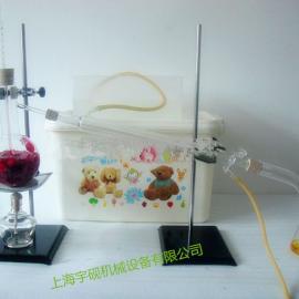中小型植物精油纯露提取萃取设备