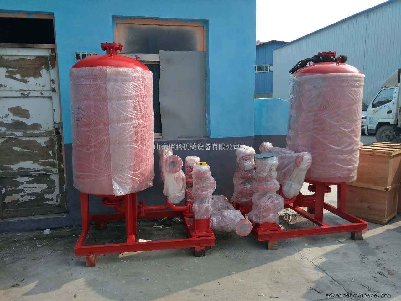 济南消防稳压设备济南消防控制柜消防巡检柜济南消防项目改造