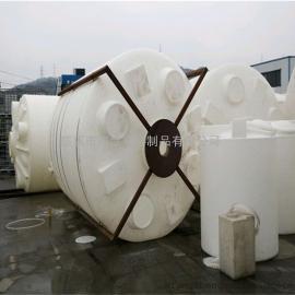 30吨絮凝剂储罐