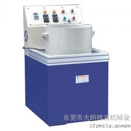 供应JF-CLJ25磁力研磨机 磁力机 金属抛光机 去毛刺自动抛光机