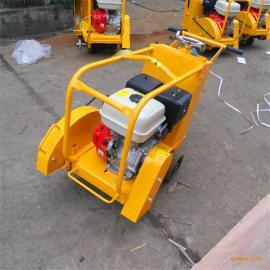 800型柴油马路切割机 大型桥面路面专用切缝机