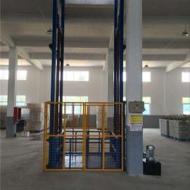 导轨式起落机厂家导轨起落机生产定制导轨式起落货梯