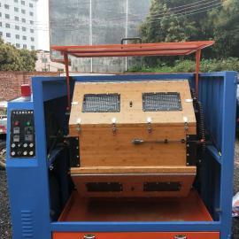 厂家直销挂具滚筒研磨机 干磨抛光机 自动去毛刺机 干式光饰机