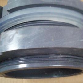 DN65(2.5寸)化工接头PE 水箱接头pvc 水管化工接头 化工桶接头