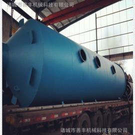 钢铁厂窑炉废气处理,炼铁厂废气处理设备,玻璃钢脱硫塔