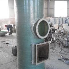 做玻璃钢锅炉脱硫除尘器的厂家