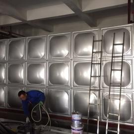不锈钢消防水箱,可定做