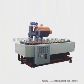 单磨头长方形灌输式全主动工艺师机 LC-P804-1