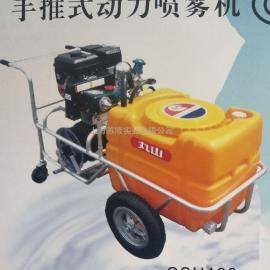 日本丸山MS313喷雾器、丸山推车式高压机动喷雾机