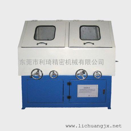 环保三组圆管抛光机 铁管抛光机 LC-ZP803A