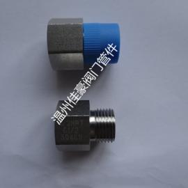 佳豪牌1/2NPT(M)-M20*1.5(F) 304不锈钢压力仪表过渡转换接头
