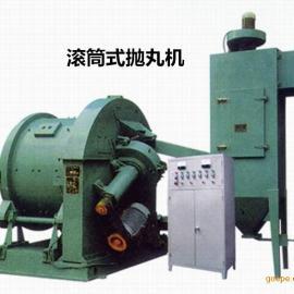 云浮滚筒式抛丸机去氧化皮表面强化机