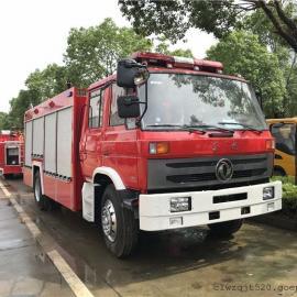 6吨泡沫消防车