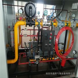 燃气调压箱 CNG调压柜 燃气调压计量撬 调压装置