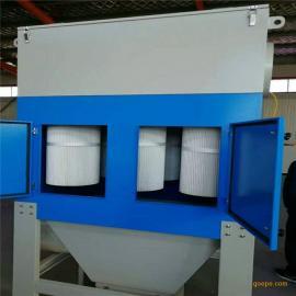 滤筒除尘器 自动脉冲粉尘捕集器 工业集尘器厂家直供