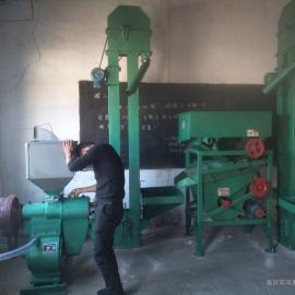 临沂简易型成套碾米机要多大配多大